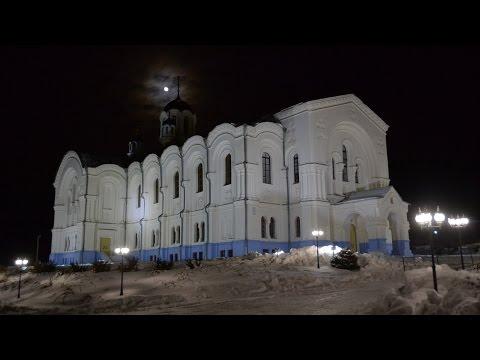 Благодать Рождества! Служба Рождества Христова в Усть-Медведицком Спасо-Преображенском монастыре.