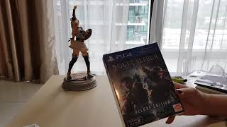 Unboxing PS4 SOULCALIBUR VI Collector's Edition
