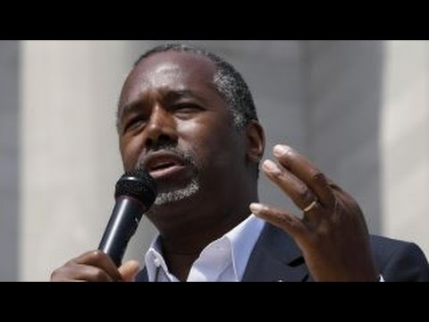 Carson claims Islam is inconsistent with the Constitution