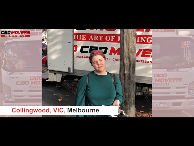 Trustworthy removal company in Collingwood, VIC