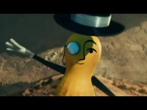 Mr. Peanut killed off in new Planters commercial