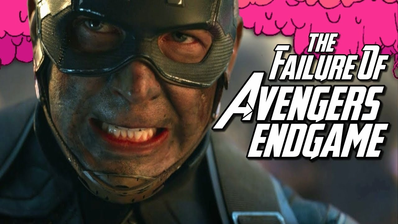 Avengers Endgame Review - slither boy
