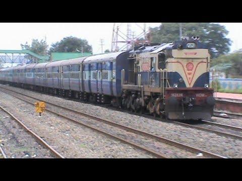 Elegant capture of Danapur Kamakhya Capital Express at the virgin diesel territory Aluabari Road