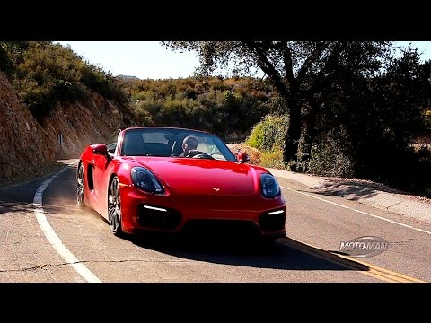 2015 Porsche Boxster GTS FIRST DRIVE REVIEW