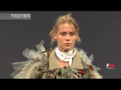 VIKTOR&ROLF Haute Couture Fall 2016 Paris by Fashion Channel