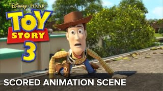 Scoring Example: Toy Story 3 - Woody's Bathroom Escape