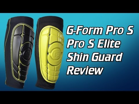 G-Form Pro-S & Pro-S Elite Shin Guard Review