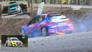 Rally S1600 Pure Sound | Peugeot 206 | Citroen C2 | Suzuki | Full HD