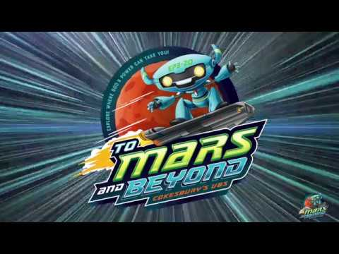 "Cokesbury VBS 2019 ""To Mars and Beyond"" (Long Promo Video ..."