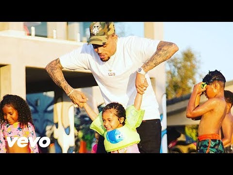 Chris Brown & Royalty - Father's Day (Official Music Video)