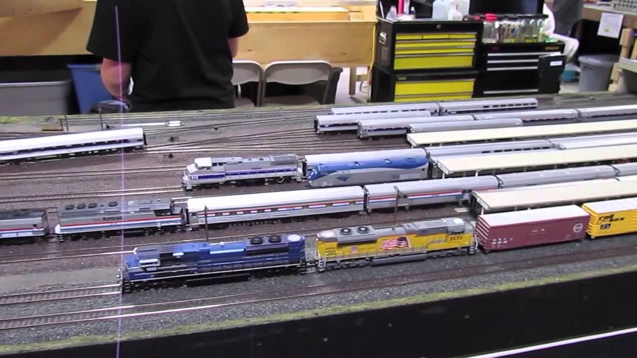 The Big E Train Show, Amherst Railway Society 2015!