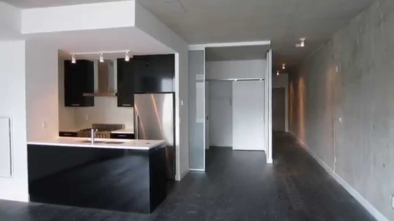 The Ninety Lofts 90 Broadview 1000 sqft 1 Bed + Den Ground Level ...