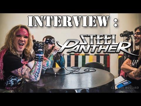 Metalliquoi ? - Interview : Steel Panther