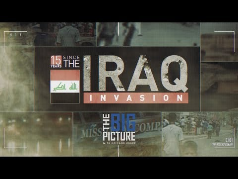 15 Years Since Shock and Awe in Iraq | The Big Picture on RT America |