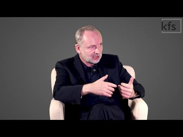 KFS-Interview mit Altschüler Ferdinand von Schirach am Kolleg St. Blasien