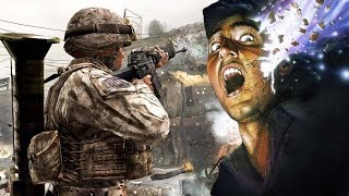 First Person Shooter Games May Possibly Cause BRAIN DAMAGE!