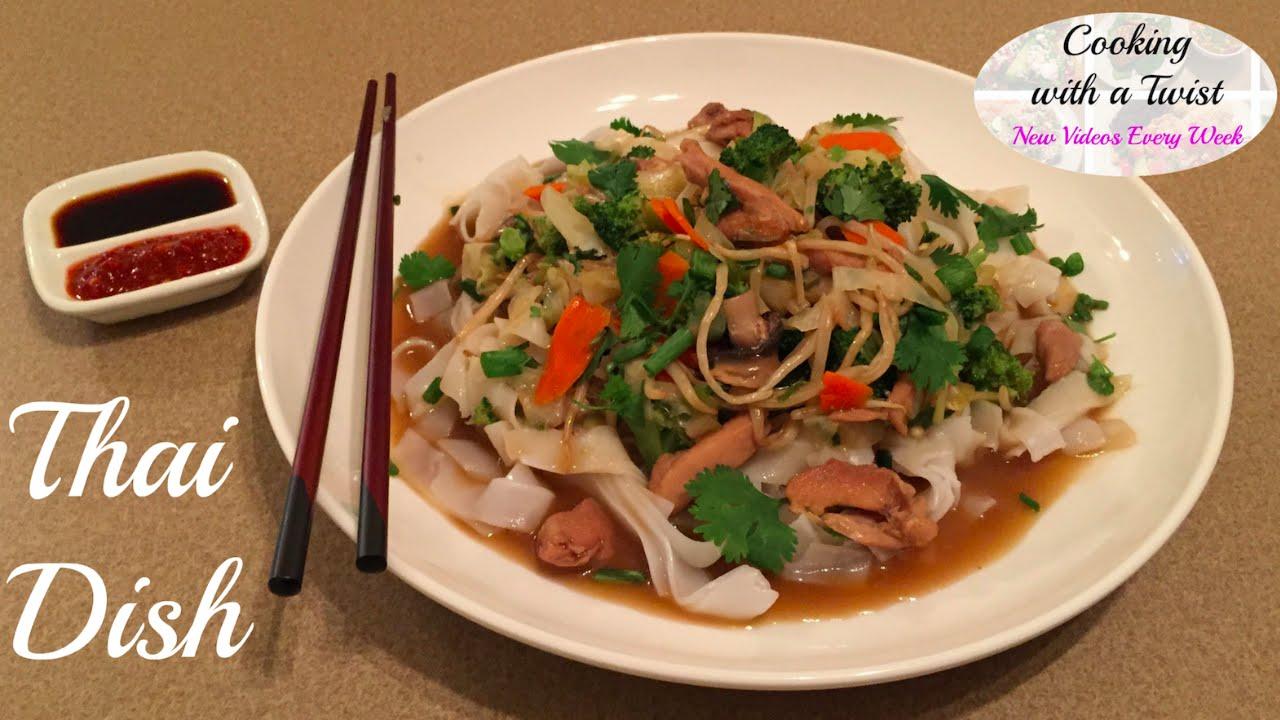 Thai cuisine ladna thai food recipe best thai food how to thai cuisine ladna thai food recipe best thai food how to make ladna thai dish forumfinder Gallery