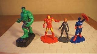 Мстители Коллекционные фигурки - The Avengers figures