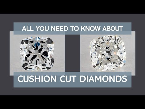 Awesome Tips To Buy A Super Brilliant Cushion Cut Diamond