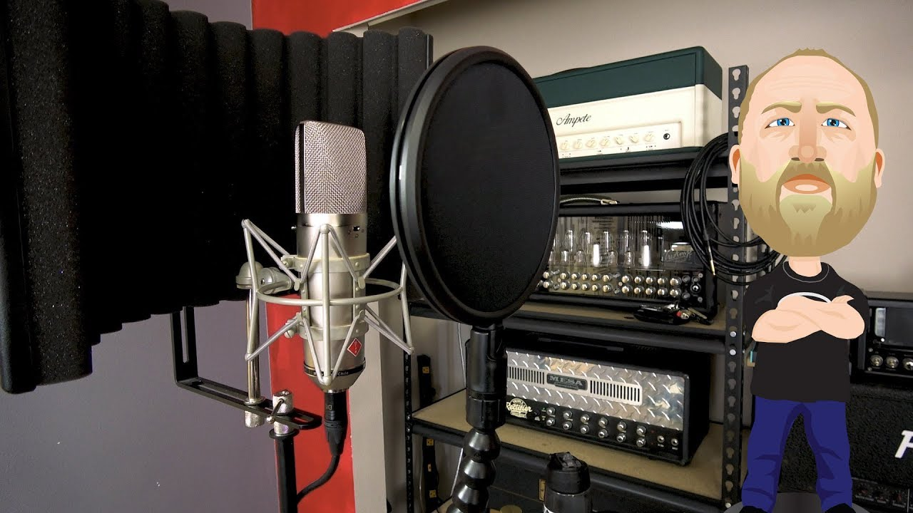 Pop Audio Pop Filter Classic Package