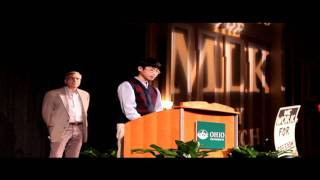 The Trail We Leave Behind Essay - Kevin Hwang - MLK Brunch 2012 - Ohio University