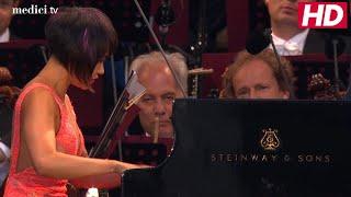 Yuja Wang - Variations on the Turkish March (Odeonsplatz)