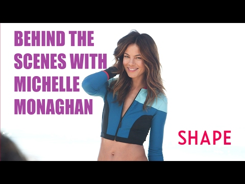 Behind the s with Michelle Monaghan