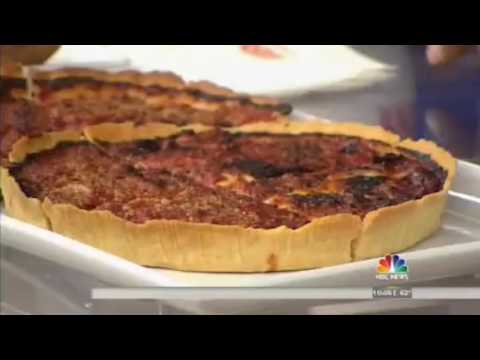 National Deep Dish Pizza Day Hit #1