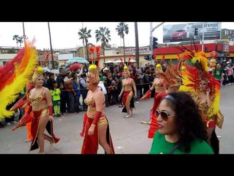 Desfile de Carnaval Ensenada 2017