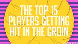 TOP 15 PLAYERS GETTING HIT IN THE GROIN - A-LEAGUE EDITION