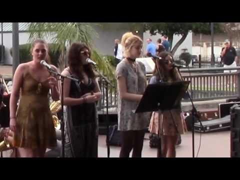 Harborfields High School Jazz Band New Orleans 2017 p6