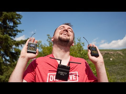 DPReview TV Short: Deity Connect Wireless Microphone Review