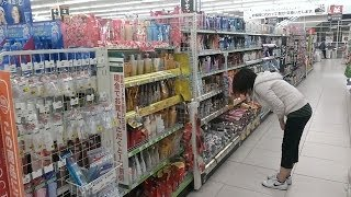 Everyday Life in Japan: A day of shopping