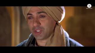 Gadar   Main Nikla Gaddi Leke   Full Song Video   Sunny Deol   Ameesha Patel   HD 180p