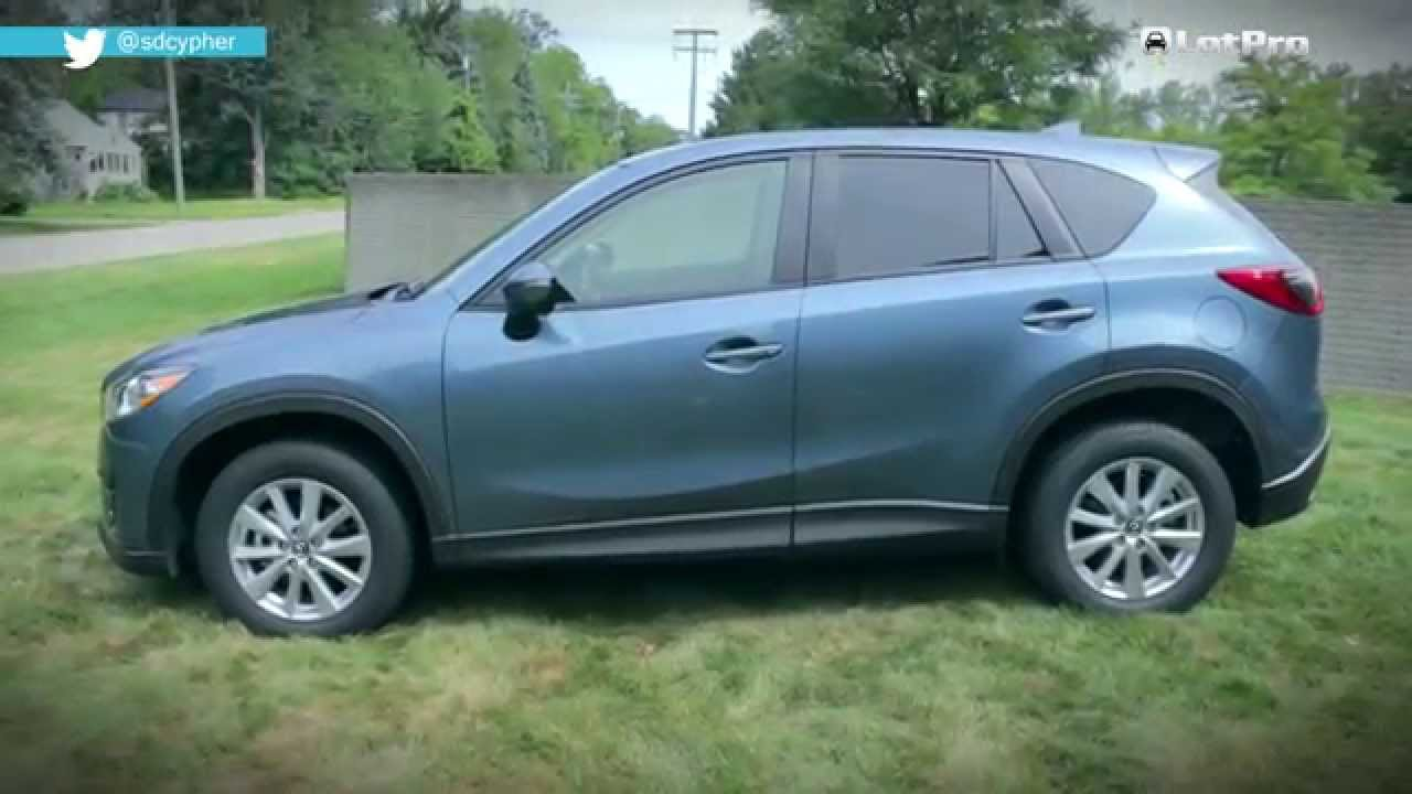2016 mazda cx 5 touring awd review lotpro youtube. Black Bedroom Furniture Sets. Home Design Ideas