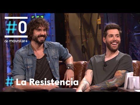 LA RESISTENCIA - Entrevista a Izal | #LaResistencia 05.04.2018