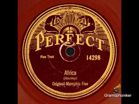 Africa - Original Memphis Five