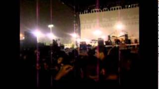 El Tri - Intro/Que Viva El Rock n Roll - Salinas, California 2011 (Part 1)