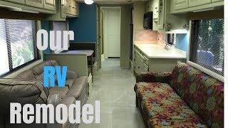 RV Mona's Remodel