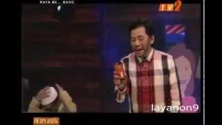 Mujibur vs Sujibur (Raya Ke Bang TV1) Shahrul Shiro, Ajak Shiro & Saiful Apek [Muzikal Komedi]