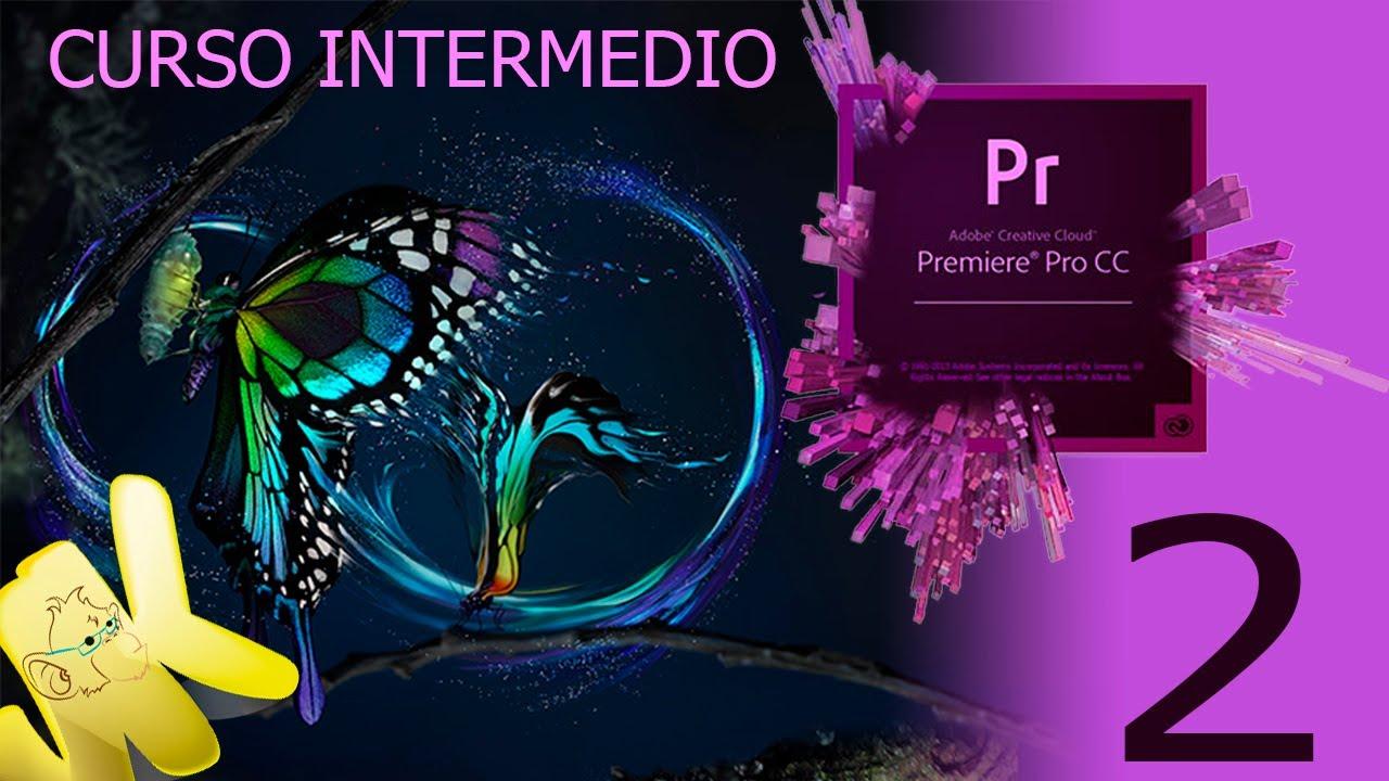 Premier Pro CC, Crear animacion con fotogramas clave, Curso ...