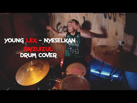 Young Lex - Nyeselkan   Faizuizul (Drum Cover)