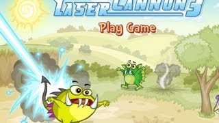 Laser Cannon 3 - Game Show