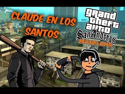 GTA SAN ANDREAS MULTIPLAYER CLAUDE SPEED EN LOS SANTOS [SAMP] thumbnail