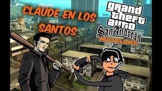 GTA SAN ANDREAS MULTIPLAYER CLAUDE SPEED EN LOS SANTOS [SAMP]