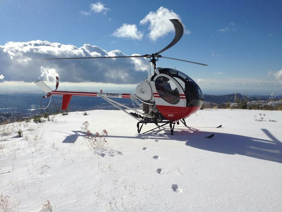 helicopter in mountain snow youtube