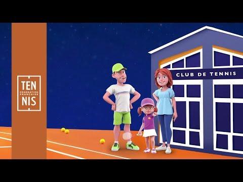 Les couleurs de compétition Galaxie Tennis | FFT