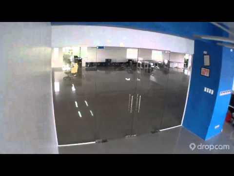 Bohol / Cebu Earthquake from Crowd Metric Office inside Crown 7 Mabolo, Cebu City - 10/15/2013