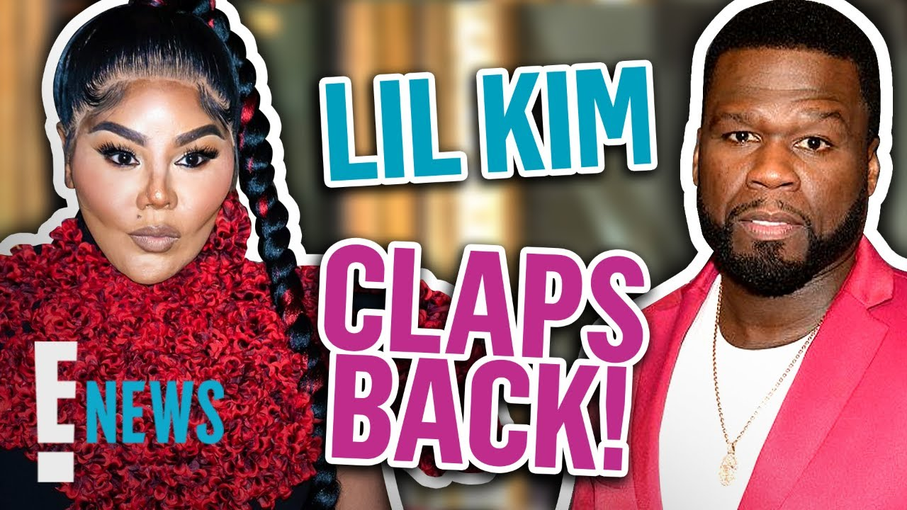 Lil' Kim Claps Back at 50 Cent After He Trolls Her Dancing News