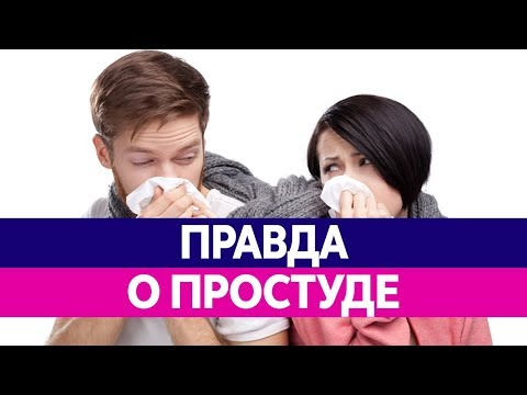 ПРОСТУДА - ВСЯ ПРАВДА! Чем лечить простуду? Грипп, ОРВИ, ОРЗ